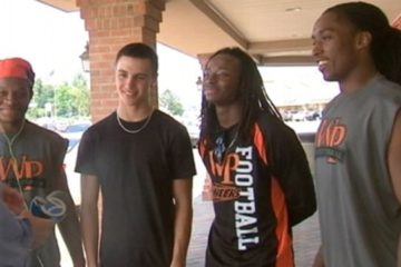 William Paterson Football Players