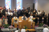 Joan Colbert and Veronica Roach Funeral