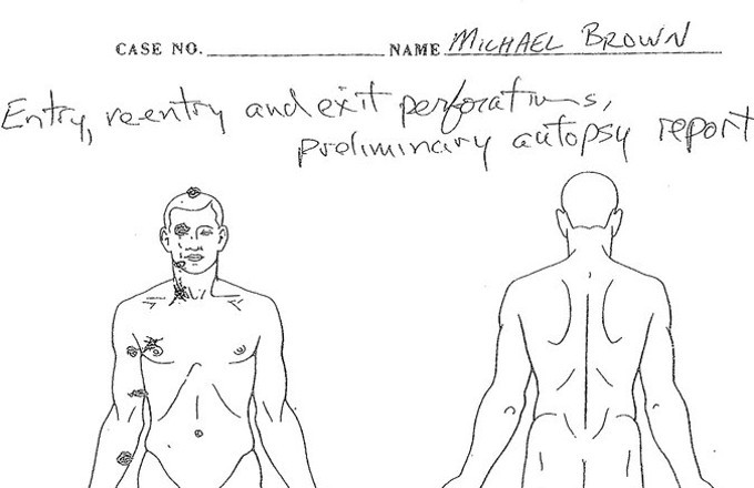 11 facts about the michael brown case