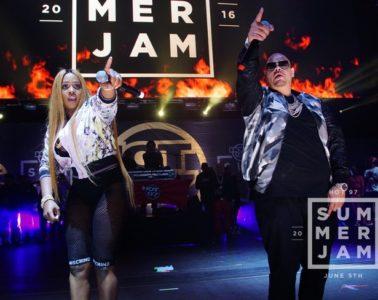 Summer Jam 2016