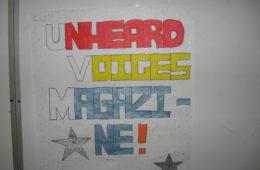 Unheard Voices Magazine
