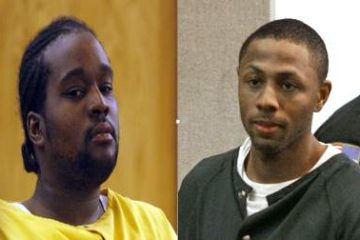 Williams and Bland acquitted of murder