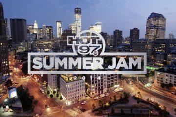 2014 Hot 97 Summer Jam Lineup
