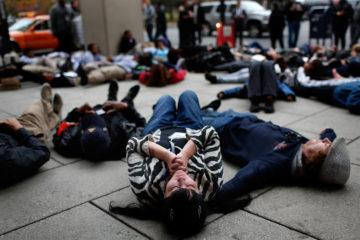 Washington DC Protest for Michael Brown