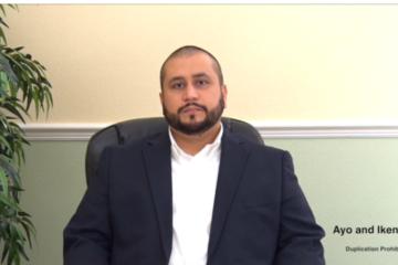 George Zimmerman video