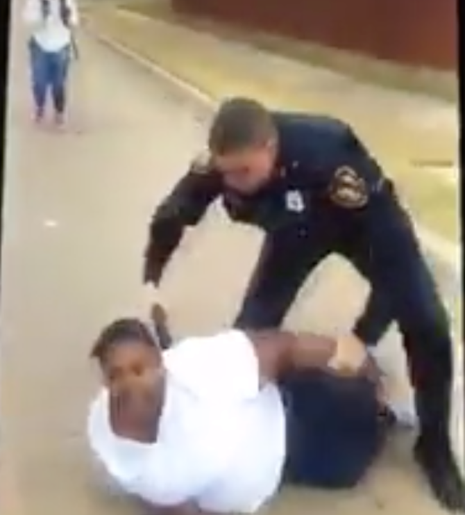 woman arrested by fort worth texas police for calling them about assault on son