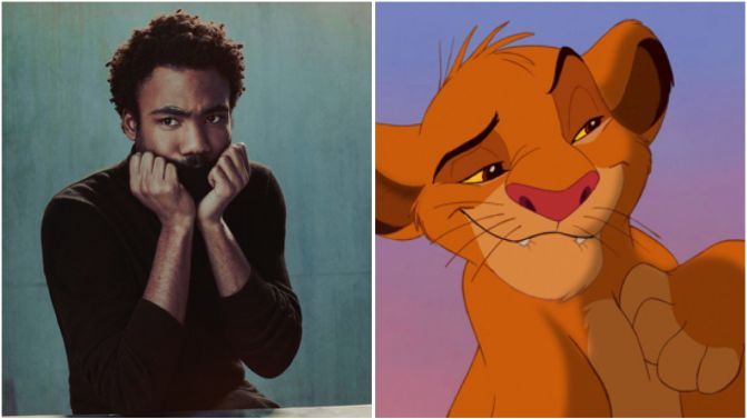 Donald Glover Will Play Simba In Lion King Remake