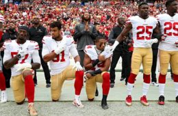 49ers protest