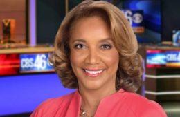 Amanda Davis Atlanta anchorwoman