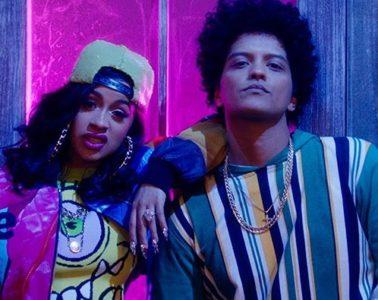 Bruno Mars and Cardi B Finnesse Remix